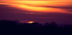 6:52 sunday sunset photo by helloimfran