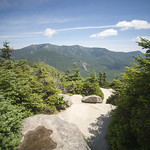 7/21/16 a perfect summer day at the summit of Cannon Mountain