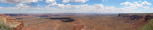 View from the Moki Dugway