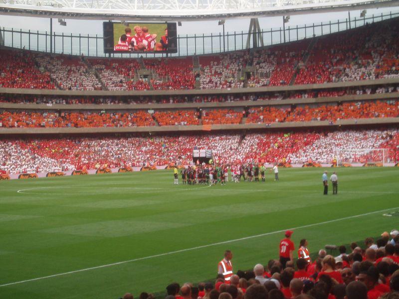 Emirates: Bergkamp Testimonial