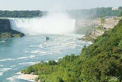 View of Horseshoe Falls