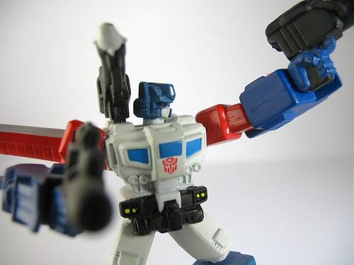 Hasbro Super God Ginrai PVC