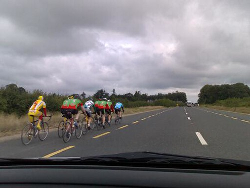 Cycling Out of Ardee