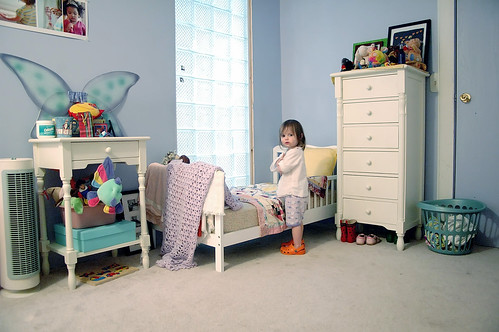 new big girl room