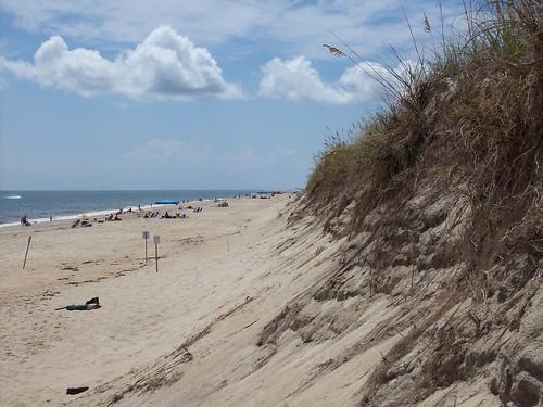 Beach Sand Dune- Avon, NC