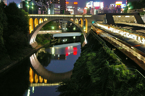 ochanomizu reflection