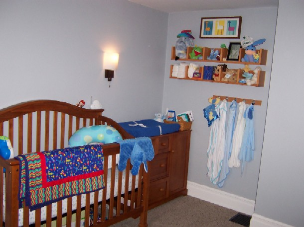 Crib Corner