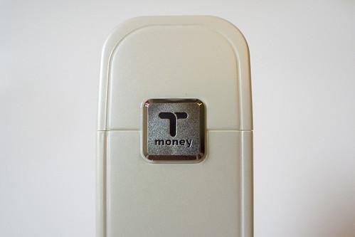 RFID memory stick (Tmoney)