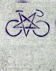 mystery bike symbols (photos by Matt Picio)