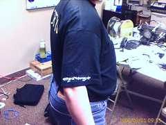 Code Camp Shirt - Sleeve