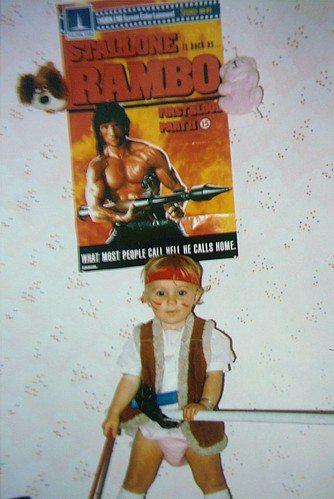 Stacey & Rambo Poster