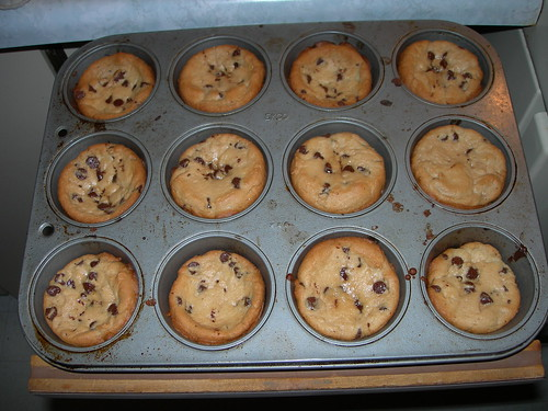 Muffin Cookies