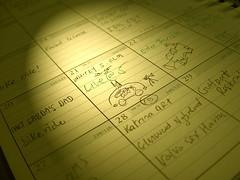 Spotlight Calendar