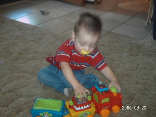 Damien Playing