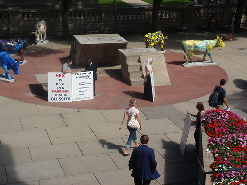A religious vigil