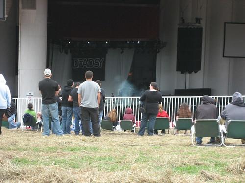 FVT: stage