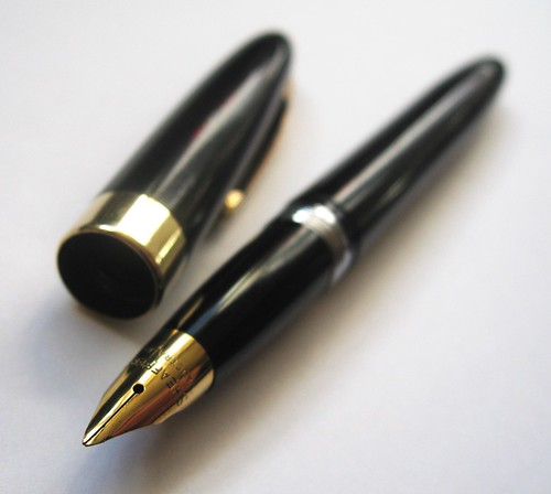 Sheaffer Touchdown - Nib - Top