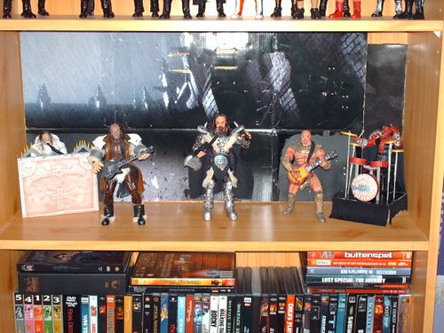 Lordi action figures