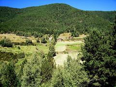 Bordas perto de Sispony, La Massana, Andorra
