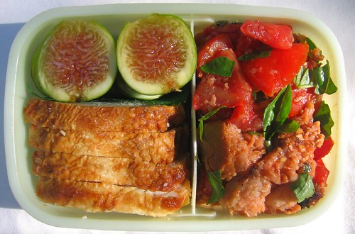 Bread salad bento x 2