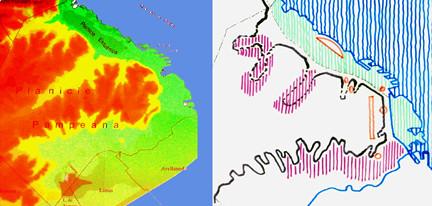 Barranca Maps