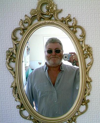 A Bearded Self Portrait 2