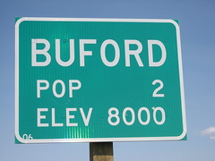 Buford, Wyoming