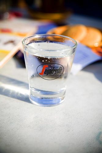 Espresso Water