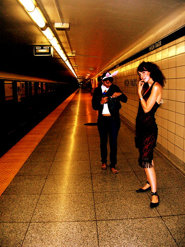 subway seduction