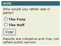 Best BBC Vote Ever
