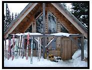 keith's hut