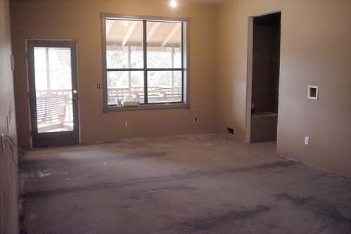 Cemented Floor