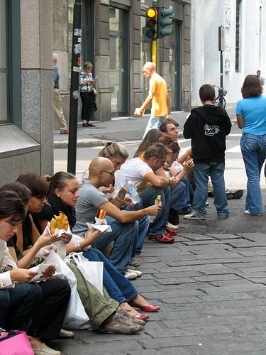 Everybody loves panzerotti