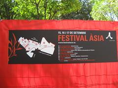 Festival Asia - Plano