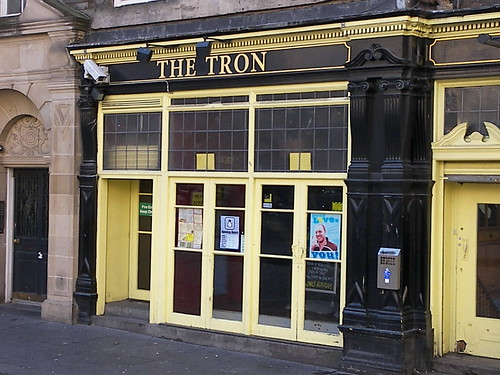 The Nerdiest Bar in Edinburgh