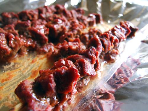 Satay Beef Skewers