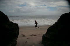 Beach Run - Photo courtesy James O'Connor/Caribbean Stock Photography - www.caribbeanstockphotography.com