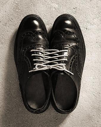 Chema Madoz foto Zapatos