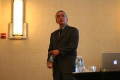 Barry Schwartz presenting