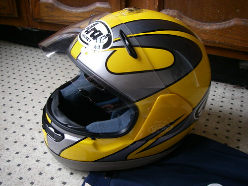 ARAI helmet for sale
