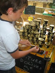 paul et la confiture d'olives