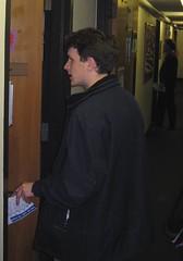 A-College-Democrat-doorknocks-with-Mark-Ritchie