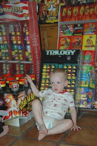 babywithexplosives