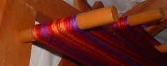 Nancy's silk warp3 Oct 2006