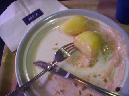 Patatas en Finlandia