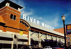 River Market. Ottenheimer Market Hall. 400 President Clinton Ave. Little Rock,