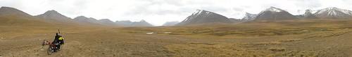 Kerege-Tash Pass, Kyrgyzstan