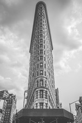 Flatiron Building photo by henrique.stel