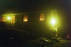 foggy party night. photo by Dakota Olsen