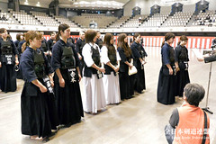 The 18th All Japan Women's Corporations and Companies KENDO Tournament & All Japan Senior KENDO Tournament_037
